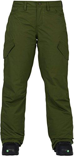 Burton Women's Fly Snow Pant, Rifle Green, Medium