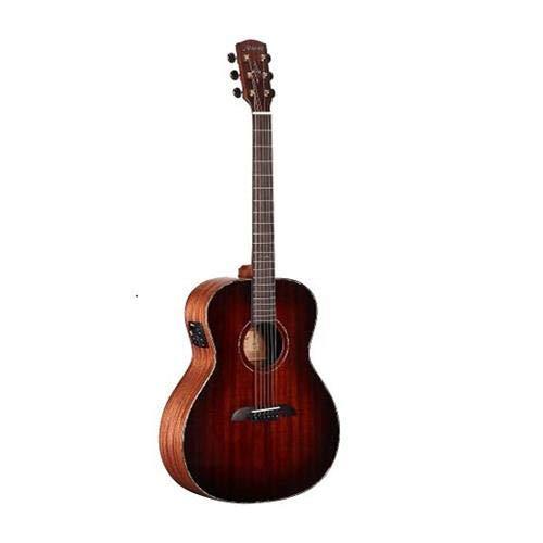 (Alvarez Masterworks A66 Series Grand Auditorium Electric-Acoustic Guitar, Shadowburst)