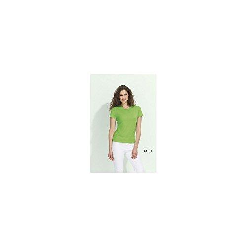 SOL'S - Camiseta - para mujer BLEU CANARD