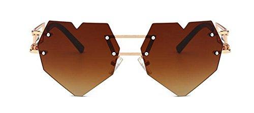 polarisées lunettes rond retro vintage métallique du soleil en style inspirées cercle de Lennon 7wSrSYRE