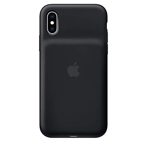 Apple Smart Battery Case for iPhone XS - Black (Certified Refurbished)