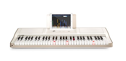 smart piano keyboard portable light