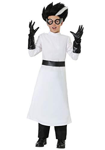 Child's Mad Scientist Costume -