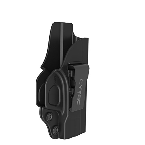 S&W M&P Shield 9mm 40 IWB Holster - Custom Molded to for sale  Delivered anywhere in USA