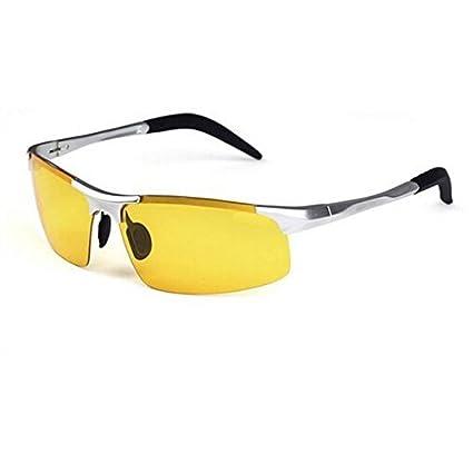 cnomg Anti - reflectantes Gafas de sol polarizadas Hombres , Alta Definición de la visión nocturna