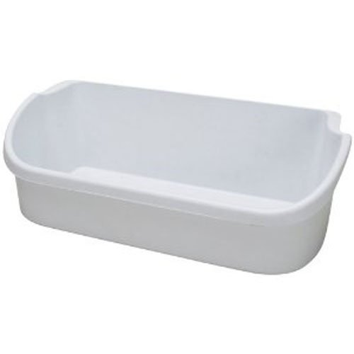 240356405 - Kenmore Refrigerator Door Bin White Shelf Bucket