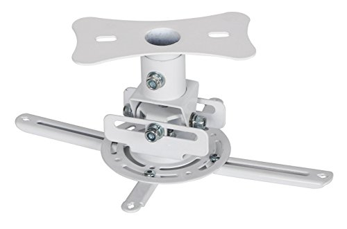 Universal Projector Bracket Ceiling Mount T717 Kit Accessory 360 degree rotation (Universal Kit Mount Projector)