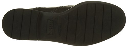Donna Fibbia Fratelli Scarpe nero Rossetti con 75108 xwqRRO04X