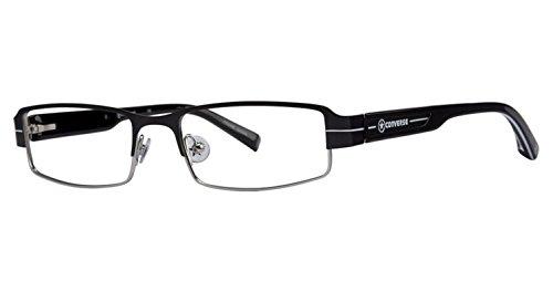 Converse Eyeglasses DJ Black Fashion Full Rim Optical Frame 49mm