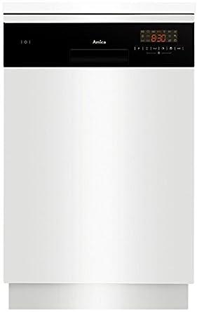 Amica ZZM 447E Semi-incorporado 10cubiertos A++ lavavajilla ...