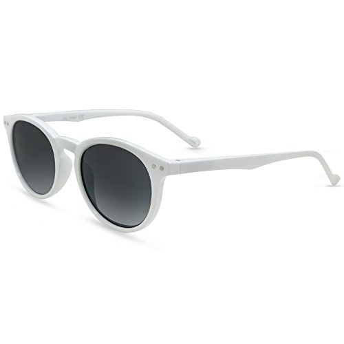In Style Eyes Flexible Full Reader Sunglasses. Not bifocals White +2.25