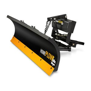 Receiver Hitch Snow Plow - 3