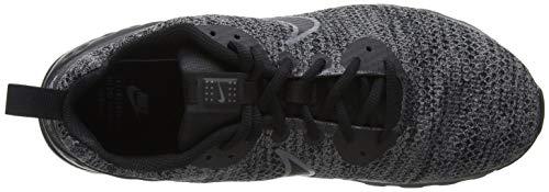 NIKE Herren Motion Schwarz Max Lw Sneaker Air Le 001 Black Black xawwfnqA
