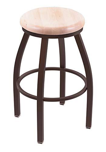 Holland Bar Stool Co. 80236BZNatMpl 802 Misha Bar Stool, 36
