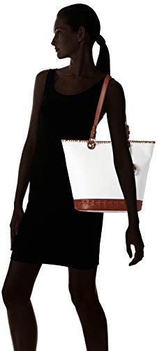 Gabor Napoli - Bolso de hombro Mujer Weiß (Weiß)