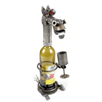 Wine Holders Yardbirds - Horse Drinking Wine Holder Yardbirds Richard Kolb