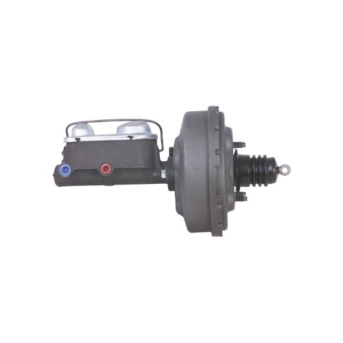 (Cardone 50-9373 Remanufactured Power Brake Booster with Master)