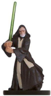 Star Wars Miniatures: Obi-Wan Kenobi, Unleashed # 18 - The Force Unleashed