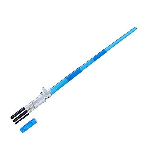 Star Wars Destiny - Sabre Laser Electronique Bleu Unisex-Child, E1949 unique