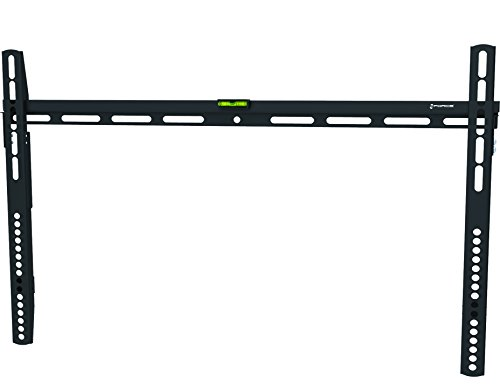 GForce Fixed TV Wall Mount, Super Flat - Fixed Position, Fit