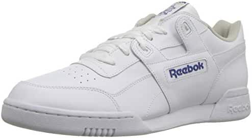 Reebok Workout Plus, Zapatillas de Deporte para Hombre, Blanco (white/royal), 38.5 EU (5.5 UK): Amazon.es: Zapatos y complementos