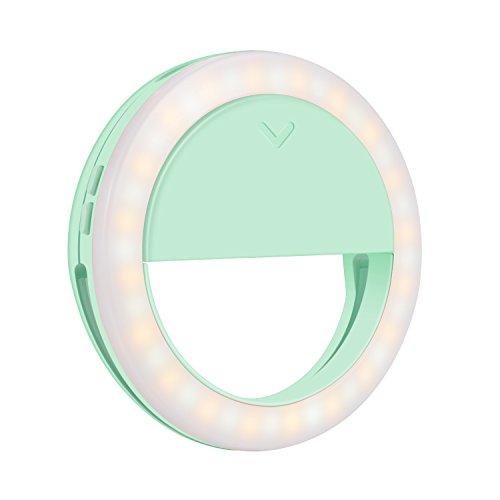 YELIN l202 Selfie Light, Mint Green