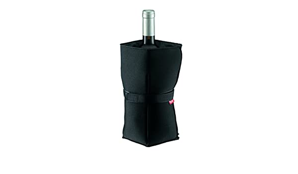 ecb1f39787 Amazon.com: Bodum 11137-01 NERO Wine Cooler w/ Gel bags: Kitchen ...
