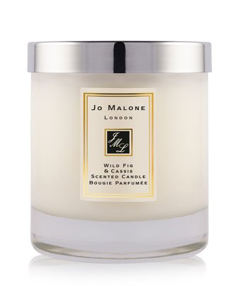 Cassis Candle - Jo Malone Wild Fig & Cassis Scented Candle 200g (2.5 inch)