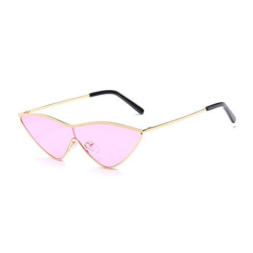 Gafas para nuevas Ojo CJ7771 de UV400 sexy mujer tonalidades de Sunglasses elegantes TL C2 de sol mujeres gafas sol sol Señor Gato de C6 de Gafas gafas CJ7771 Px1gFYI