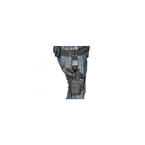 Airsoft Holster de cuisse Droit Universel noir - Swiss Arms