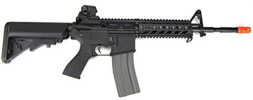 G&G CM16 Raider Long Barrel Airsoft (Black)