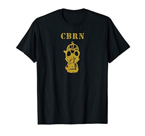 U.S. Army CBRN Gas Mask T-shirt