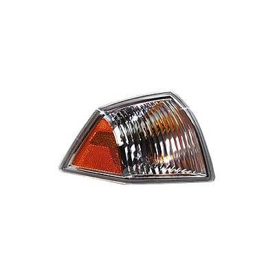 TYC 18-6047-01 Jeep Compass Front Passenger Side Replacement Parking/Signal Lamp Assembly: Automotive