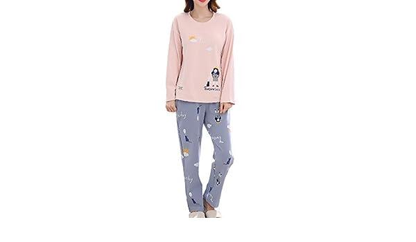 Vopmocld Big Girls Cute White Horse Sleepwear Cotton Pajama Pants /& Long Sleeve Unicorn Teens Size 6-14 Years