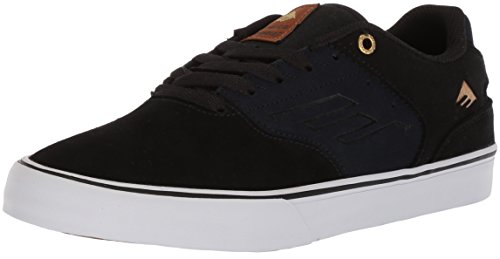 Emerica The Skateboardschuhe Reynolds Low Herren VULC Navy Black CFwqB7C