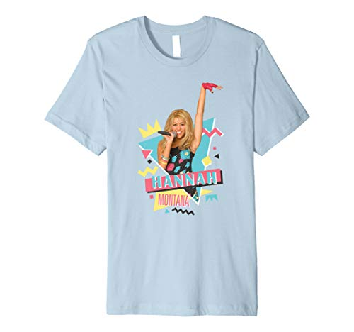 Disney Hannah Montana 90s Premium T-Shirt