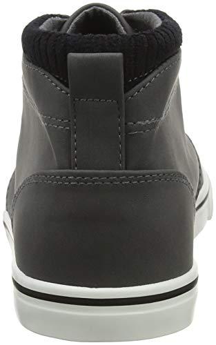 Look Alto 5863643 Grigio Collo New A Grey Uomo 04 Sneaker mid dqZ5xwOX