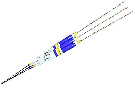 k-outdoor 釣り浮き 電気ウキ 夜釣り 蛍光ライト 釣りフロート 鮒釣り 発光 照明