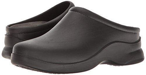 7 OR Womens Slip Duncan Dusty Klogs Black Clogs Resistant W qR8xf