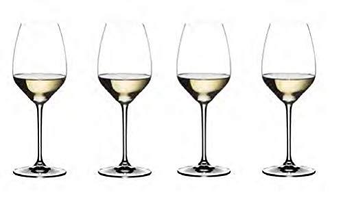 Riedel Exclusive Set of 4 Wine Glasses White Wine Set