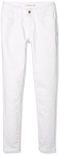 Levi's Women's 535 Super Skinny Jeans, Soft White, 27 (US 5) R