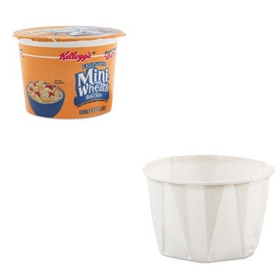 KITKEB42799SLO200 - Value Kit - Solo Paper Portion Cups (SLO200) and Kellogg's Breakfast Cereal (KEB42799)