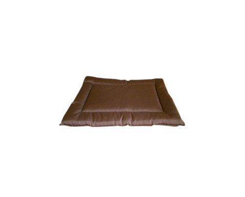 CPC Brutus Tuff Napper Pet Crate Pad, Small, Chocolate (Tuff Crate Bed)