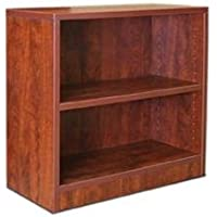 Offices to Go SL30BC One Shelf Bookcase GLBBK00240 American Dark Cherry