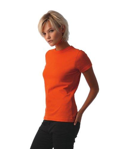 B & C Kollektion für Frauen Exact 190 Orange XS