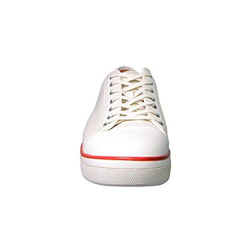 MBT-Männer Jambo Retro athletischer gehender Schuh Weiße Leinwand