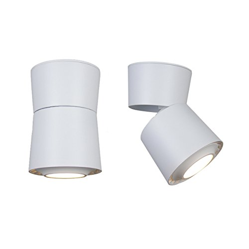De Lanbos Spots OrientablePlafonnier Led Plafond Light 12w Spot Y7vyfb6g