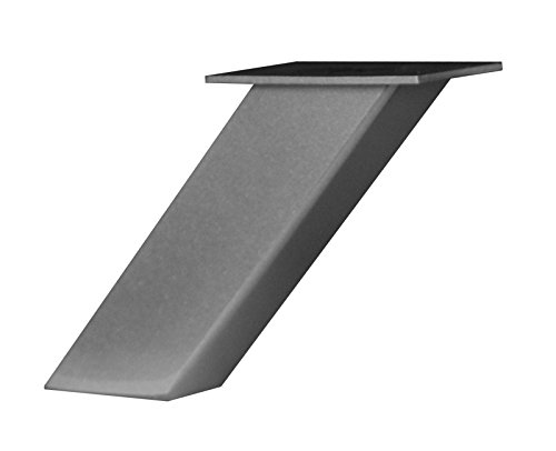Elevated Countertop Support in Stainless Steel - Dimensions: 5 x 2 x 8 inches by Osborne Wood Products (Image #3)