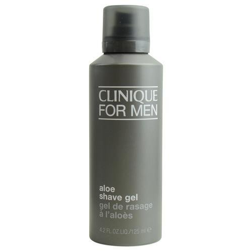 MEN M shave aloe gel 125 ml Clinique 020714008741