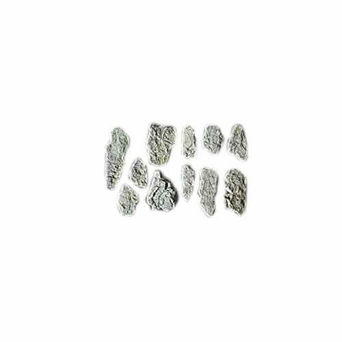 (Woodland Scenics WS 1231 Rock Mold-Surface Rocks - 5 x 7)